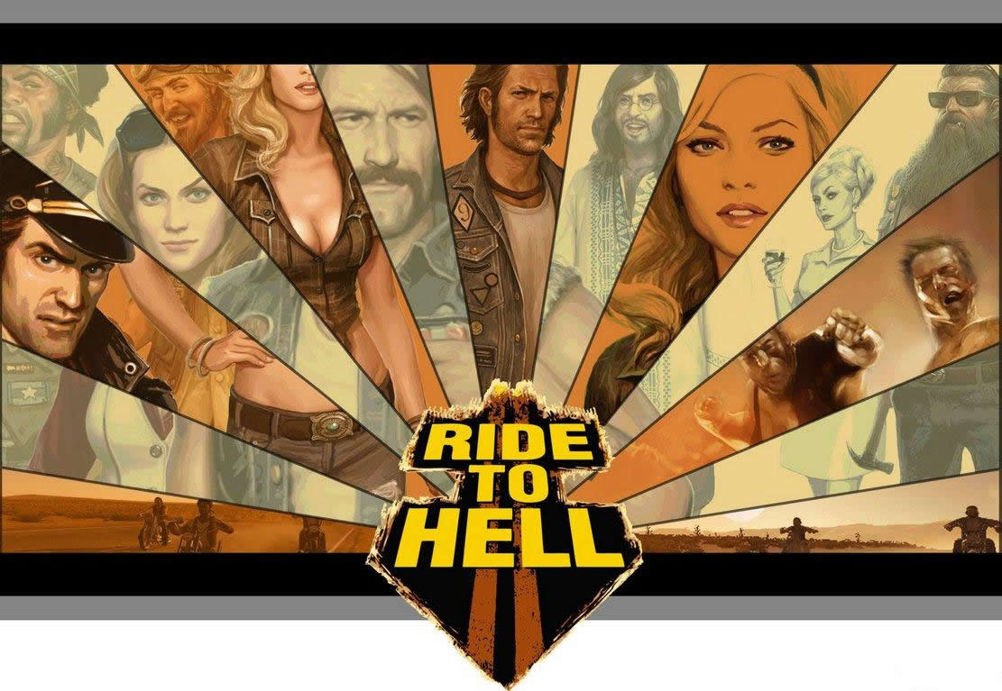 Трейлер Ride to Hell: Route 666
